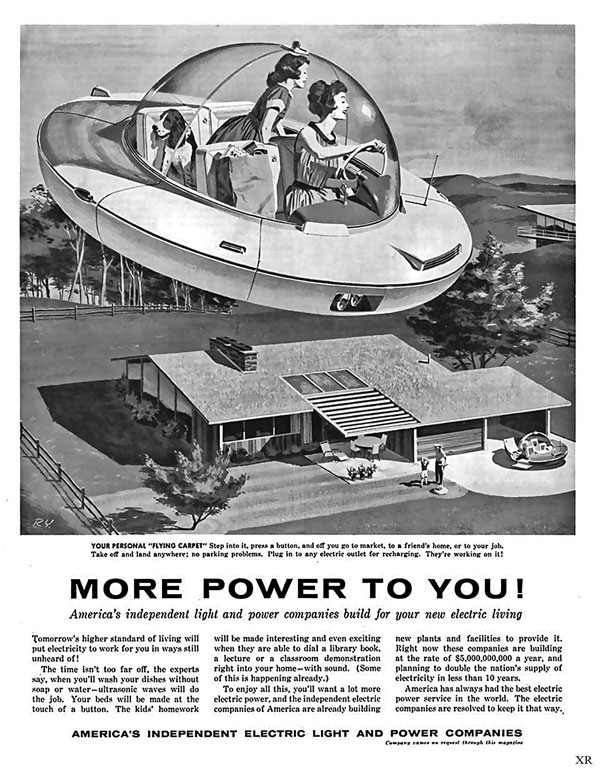 1958 Flying Car