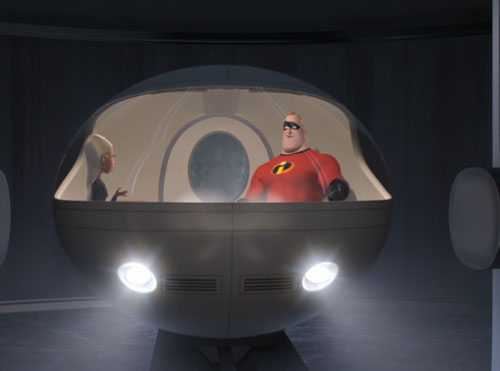 The Incredibles Pod
