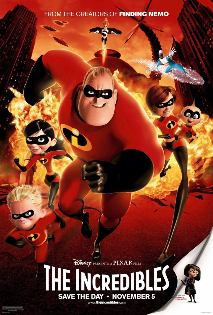 The Incredibles - Retrofuturist Review