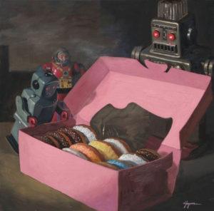 Pandora's Box by Eric Joyner