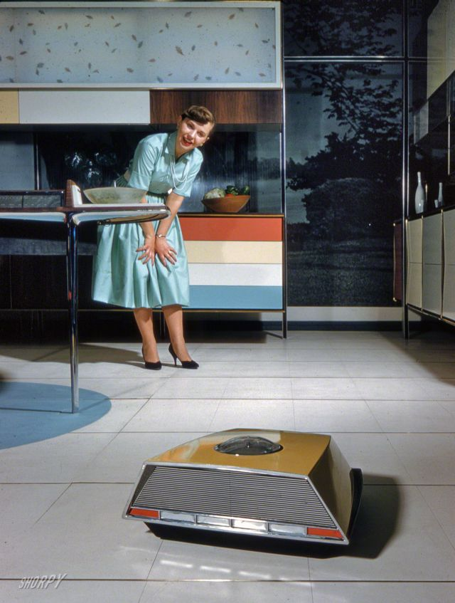 Roomba of the Future!