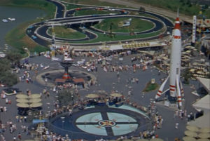 The Futurism of Disney's Tomorrowland