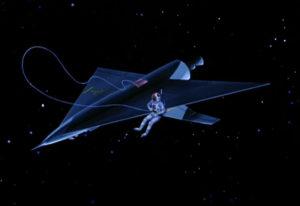 The Futurist Visions of Walt Disney: Space Travel