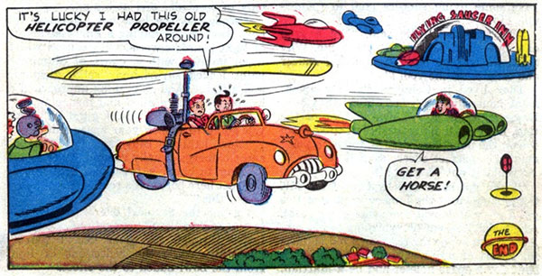 Jetta of the 21st Century Antique Car