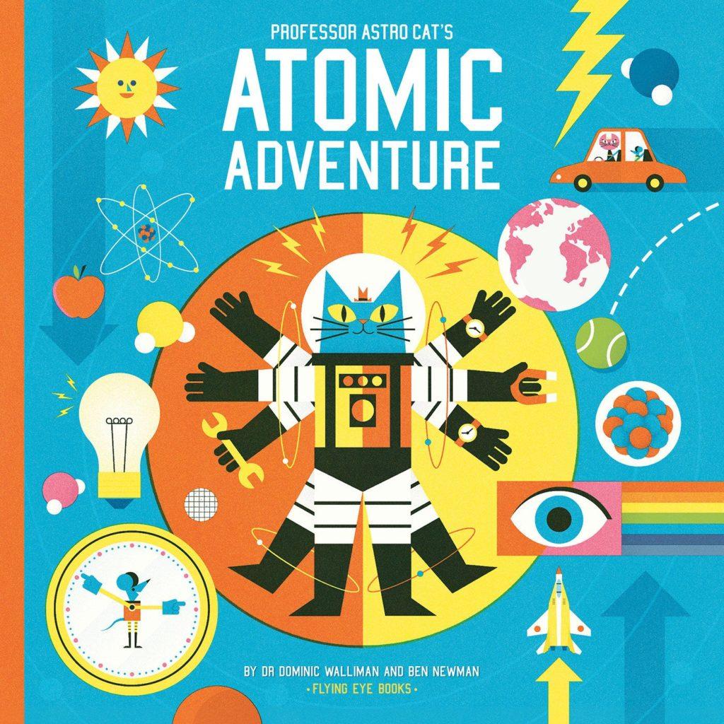 Professor Astrocat's Atomic Adventure