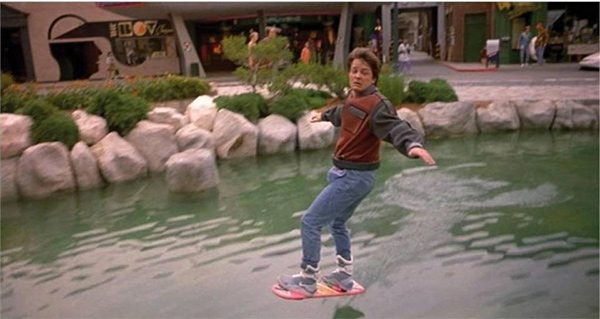 Back to the Future 2 - Hoverboards
