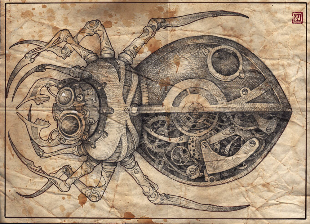 What is Steampunk Retrofuturism?